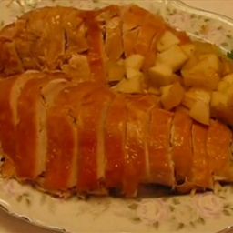Christmas Roast Turkey Breast