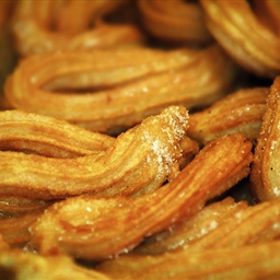 Churros (Spanish Pastry)