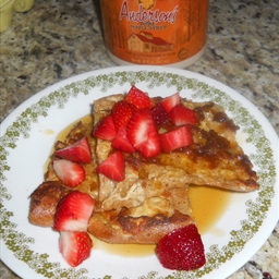 Ciabatta French Toast