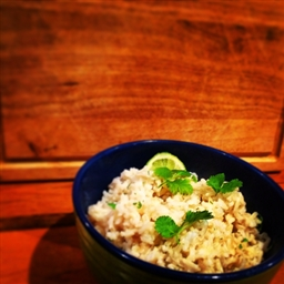 Browns Coriander Lime Rice