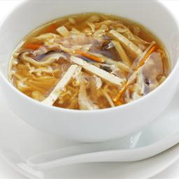 Cindy's Thai Hot and Sour Soup