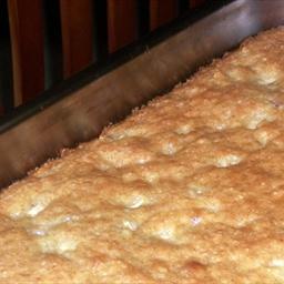 Cinnamon Apple Bars