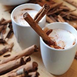 Cinnamon Hot Cocoa