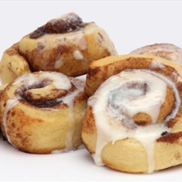 Cinnamon Rolls from the Lion House Bakery