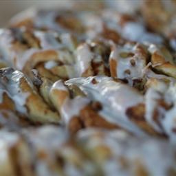 Cinnamon Twist Coffee Cakes