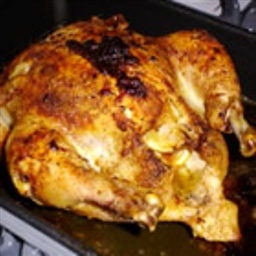 Classic Roast Chicken and Gravy