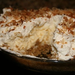 Absolutely Sinful Coconut Cream Pie