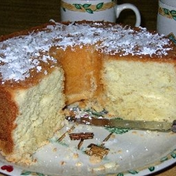 Recipes Course Desserts Cakes Coconut Cream Pound Cake
