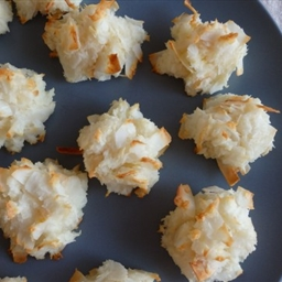 Coconut Ginger Clouds