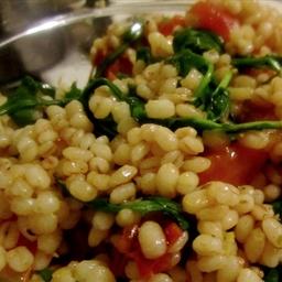 Cold Barley Salad