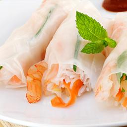 Connie's Oh Sshhnaps Shrimp Spring Rolls