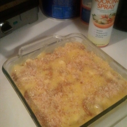 Cook & Serve Banana Pudding