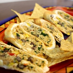 Copycat Chili's Southwestern Eggrolls Recipe