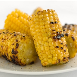 Corn On The Cob On The Bbq