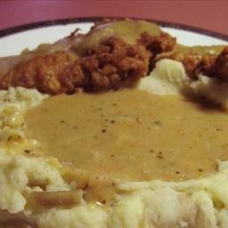 Country Style Chicken Gravy