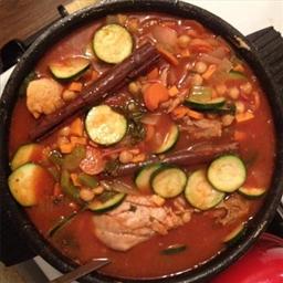 Couscous Tagine (Mom's)