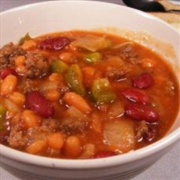 Not Your Mother's Food Storage Cowboy Beans