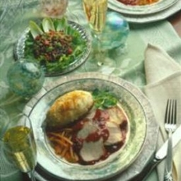 Cranberry-Glazed Pork Roast