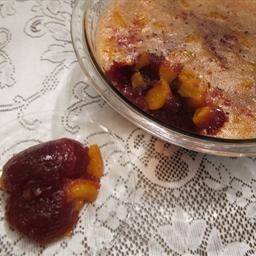Cranberry-Orange Jello