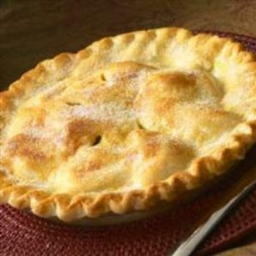 Crawfish Pie by Justin Wilson