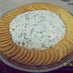 Cream cheese ball