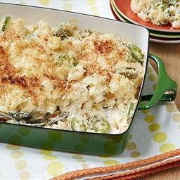 Creamy Jalapeno Popper Macaroni and Cheese