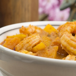 Creamy Pumpkin Curry