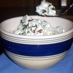 Creamy-Style Baked Potato Salad