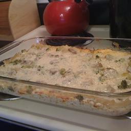 Creamy White Lasagna