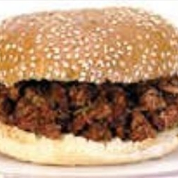 Creole Peppy Burgers