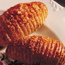Crispy Baked Potato Fans