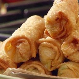 Crispy Mexican Egg rolls