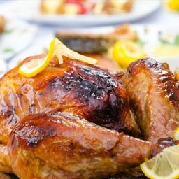 Cristinas Thanksgiving Turkey