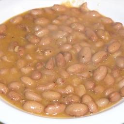 Croatian Army beans