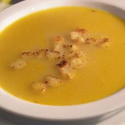 "Croatian flour soup (""Prezgana juha"")"