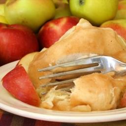 Crock Pot Apple Dumplings