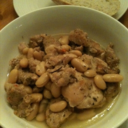 Crock-Pot Cassoulet