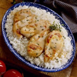 Crock Pot Chicken and Rice