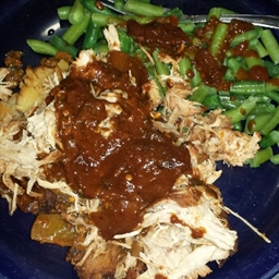 Crock Pot Pulled Pork [paleo]