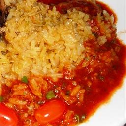Crock Pot Spanish Rice