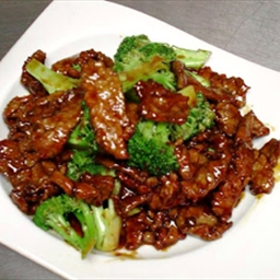 Crockpot Beef And Broccoli