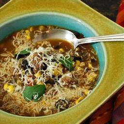Crockpot Taco Soup #1