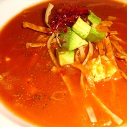 Crocodile Cafe's Chicken Tortilla Soup