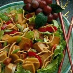 Crunchy Chinese Pork Salad