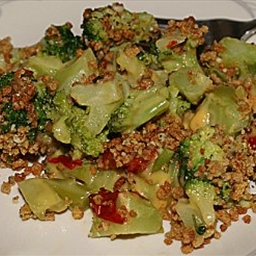 Crunchy-topped Broccoli Casserole