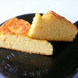 Crusty Skillet Corn Bread
