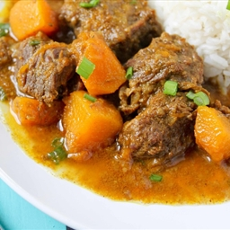 Curry with Beef Japanese style