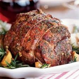 Daddy's Famous lamb Roast