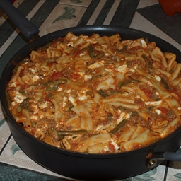 Dad's Greek Skillet Dish