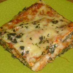 Dairy Matzoh Lasagna